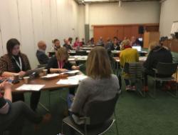 Poluttamo-workshop ITK-konferenssissa
